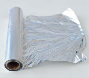 You will need a Big roll of tinfoil